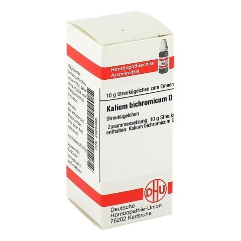 KALIUM BICHROMICUM D 30 Globuli 10 Gramm N1