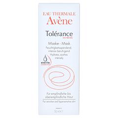 AVENE Tolerance Extreme Maske DEFI 50 Milliliter - Vorderseite