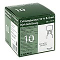 CALCIUMGLUCONAT 10% MPC Injektionsl�sung