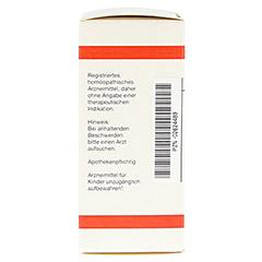 AESCULUS D 30 Tabletten 80 Stück - Linke Seite