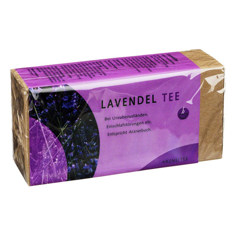 Lavendelblütentee 25 Stück