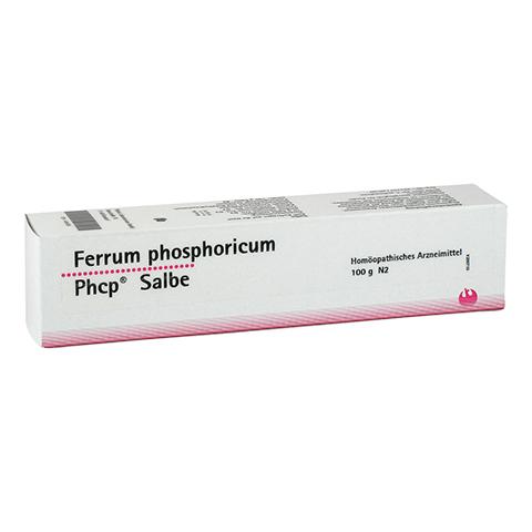 FERRUM PHOSPHORICUM PHCP Salbe 100 Gramm N2