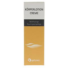 SPITZNER K�rperlotion Creme 200 Milliliter - Vorderseite