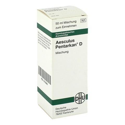AESCULUS PENTARKAN D Liquidum 50 Milliliter N1
