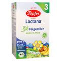 TÖPFER Lactana Bio 3 Pulver 600 Gramm