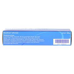 Basodexan Softcreme 100 Gramm - Unterseite