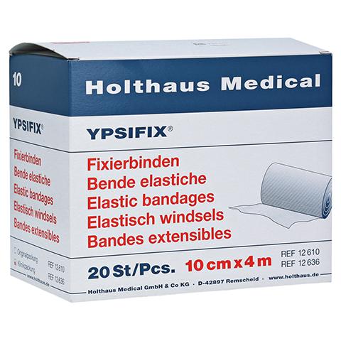 FIXIERBINDE Ypsifix elastisch 10 cmx4 m lose 20 Stück