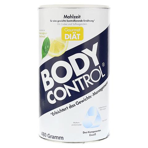 BODY CONTROL Diätpulver Joghurt/Zitrone 480 Gramm