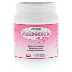 MALTODEXTRIN 19 Lamperts Pulver 850 Gramm