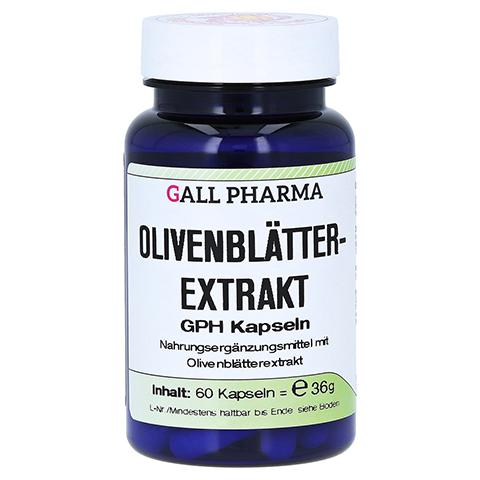 OLIVENBL�TTER Extrakt GPH Kapseln 60 St�ck