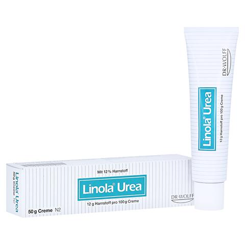 Linola Urea 50 Gramm N2