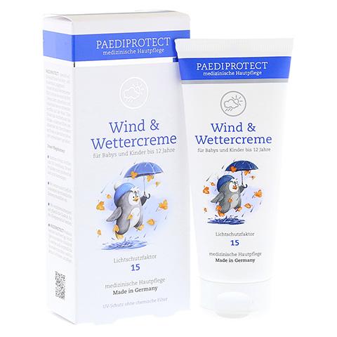 WIND & WETTER Creme für Kinder LSF 15 75 Milliliter