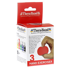 THERA BAND Handtrainer weich rot 1 St�ck