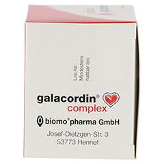 GALACORDIN complex Tabletten 50 St�ck - Rechte Seite