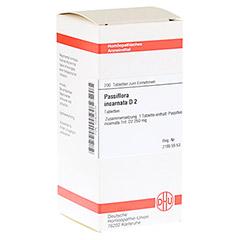 PASSIFLORA INCARNATA D 2 Tabletten 200 Stück N2