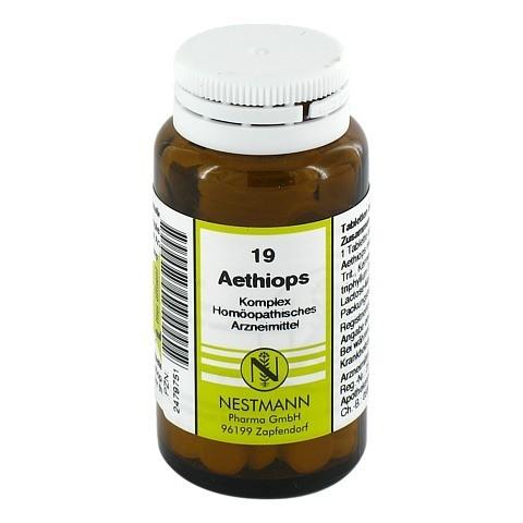 AETHIOPS Komplex Tabletten Nr.19 120 Stück N1
