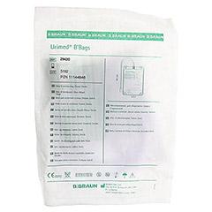 URINBEUTEL steril 1,5 l o.Ablauf 1 Stück