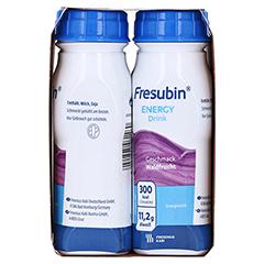 FRESUBIN ENERGY DRINK Waldfrucht Trinkflasche 4x200 Milliliter - Linke Seite