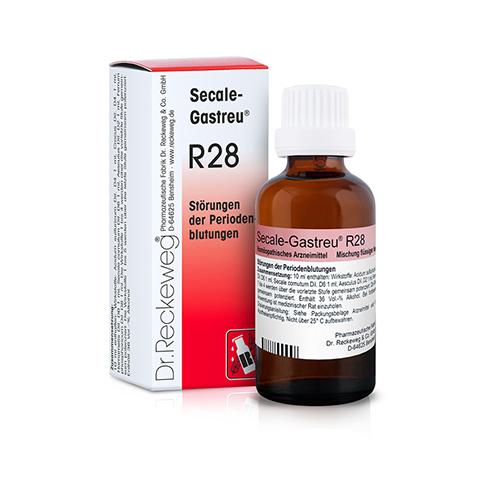SECALE GASTREU R 28 Tropfen zum Einnehmen 50 Milliliter N1