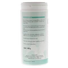 CREATIN 100% Pur Pulver 1000 Gramm - Rückseite