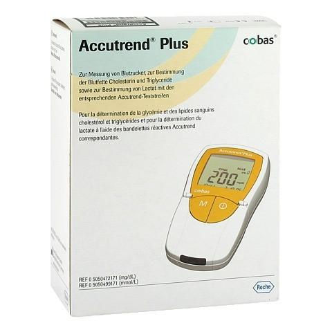 ACCUTREND Plus mmol/dl 1 Stück