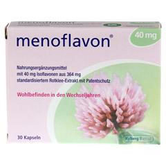 MENOFLAVON 40 mg Kapseln 30 Stück - Vorderseite