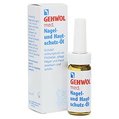 GEHWOL MED Nagel- und Hautschutzöl 15 Milliliter