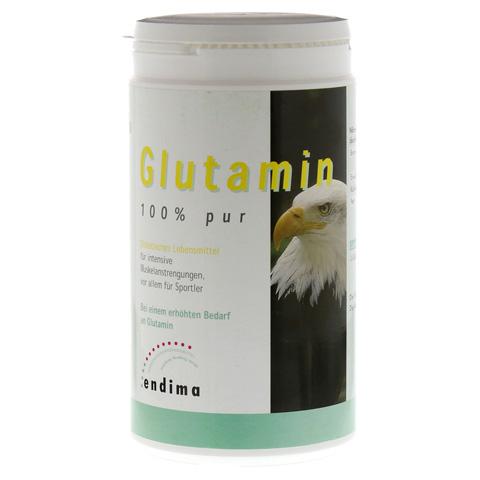 GLUTAMIN 100% Pur Pulver 500 Gramm