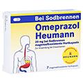 Omeprazol Heumann 20mg bei Sodbrennen 7 St�ck