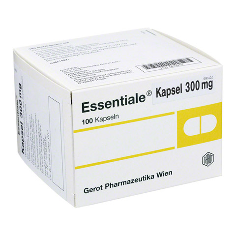 Essentiale Kapsel 300mg 100 St�ck N3