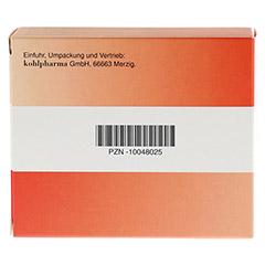 PHLOGENZYM magensaftresistente Filmtabletten 100 Stück - Rückseite