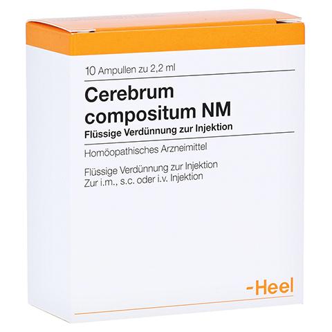 CEREBRUM COMPOSITUM NM Ampullen 10 Stück N1