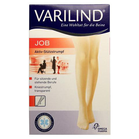 VARILIND Job 100den AD L transp.muschel 2 St�ck