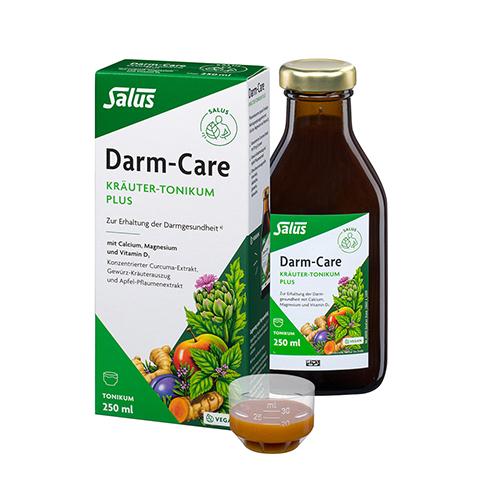 DARM-CARE Kräuter-Tonikum plus Salus 250 Milliliter