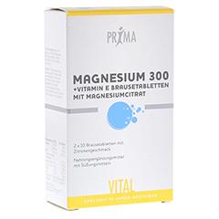 MAGNESIUM 300+Vitamin E Prima Vital Brausetabl. 2x10 St�ck