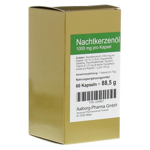 NACHTKERZENÖL 1000 mg pro Kapsel 60 Stück