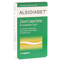 Alsidiabet Zimt Catechine f.Diab.Typ II Kapseln 30 Stück