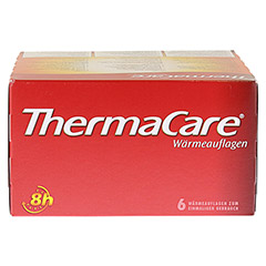 THERMACARE flexible Anwendung 6 St�ck - Oberseite