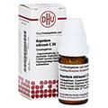ARGENTUM NITRICUM C 30 Globuli 10 Gramm N1