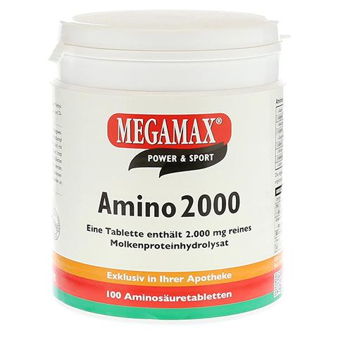 AMINO 2000 Megamax Tabletten 100 St�ck