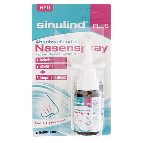 KLOSTERFRAU Sinulind abschwellendes Nasenspray 15 Milliliter