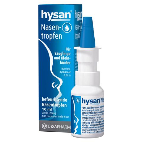 HYSAN Hyalurontropfen 10 Milliliter