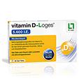 Vitamin D-loges 5.600 I.E. Kautabletten 30 Stück