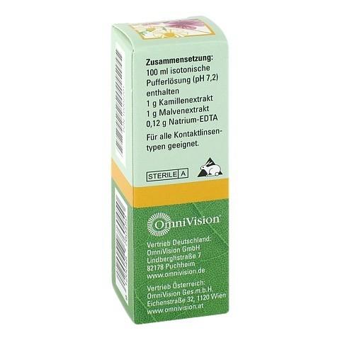 HERBA-VISION Kamille plus Augentropfen 15 Milliliter