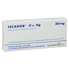 ISCADOR U c.Hg 20 mg Injektionslösung 7x1 Milliliter N1