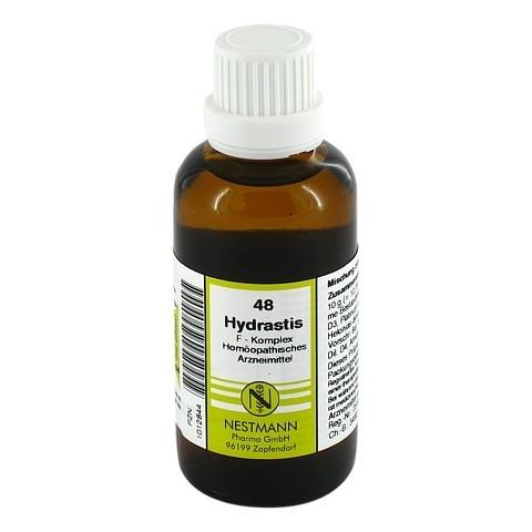 HYDRASTIS F Komplex 48 Dilution 50 Milliliter N1