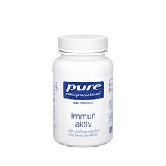 PURE ENCAPSULATIONS Immun aktiv Kapseln 60 St�ck