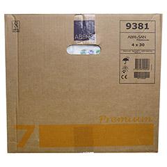 ABRI-SAN Premium 7 36x63 cm Vorlage 4x30 St�ck - Rechte Seite