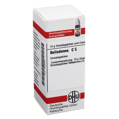 BELLADONNA C 5 Globuli 10 Gramm N1