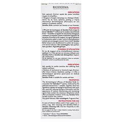 BIODERMA Sensibio forte Creme 40 Milliliter - Rückseite